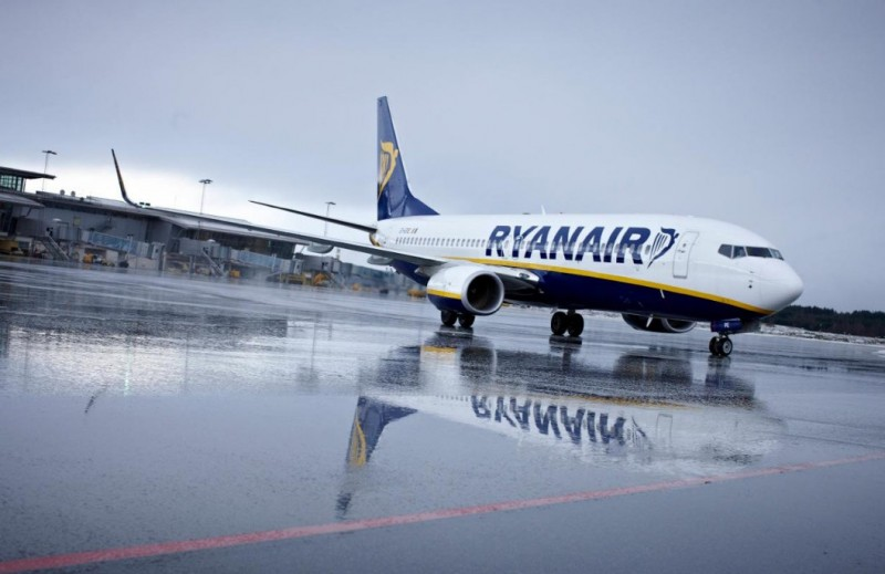 Murcia disappears from Ryanair webpage