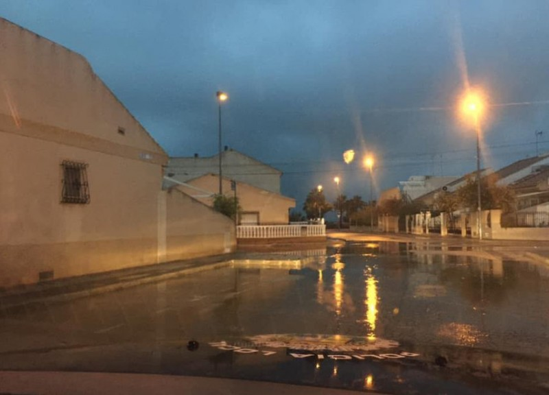 Unusually wet autumn weather in Murcia: the meteorological explanation
