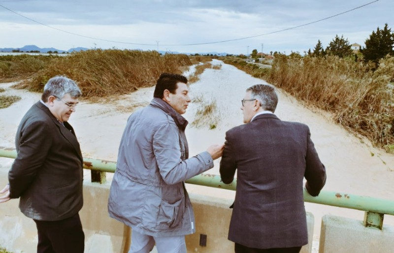 Los Alcázares residents and Mayor to stage protests against lack of flood protection