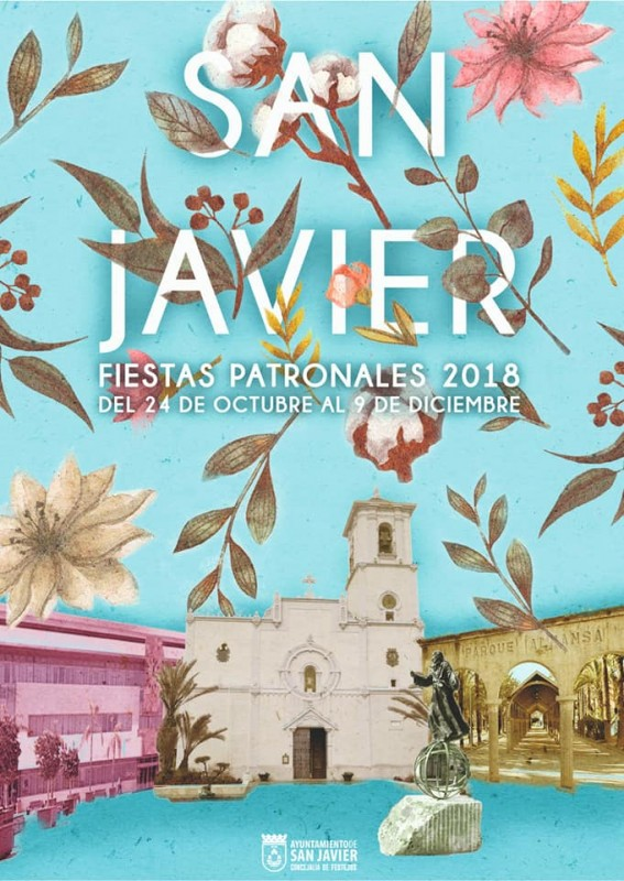 3rd to 9th December Fiestas Patronales in San Javier