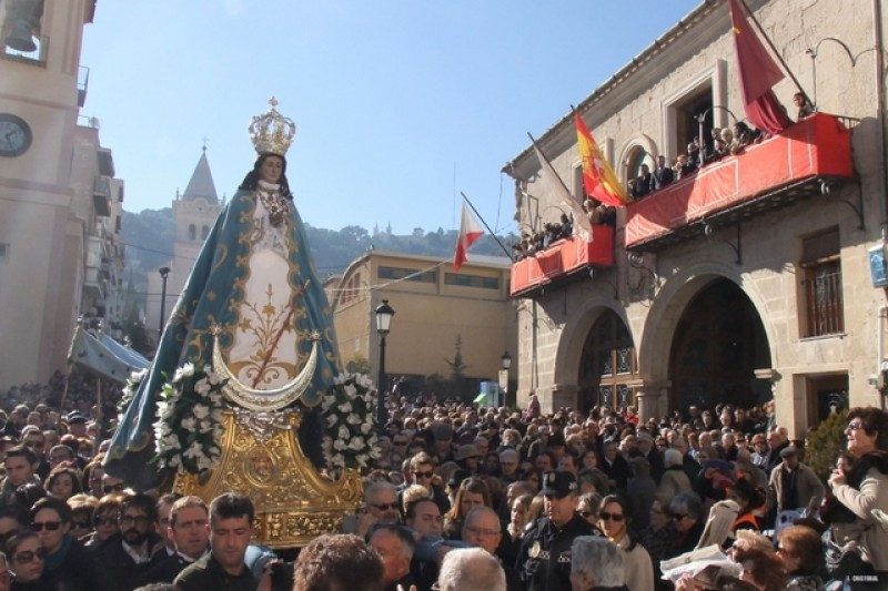5th to 10th and 16th December, annual fiestas in Yecla