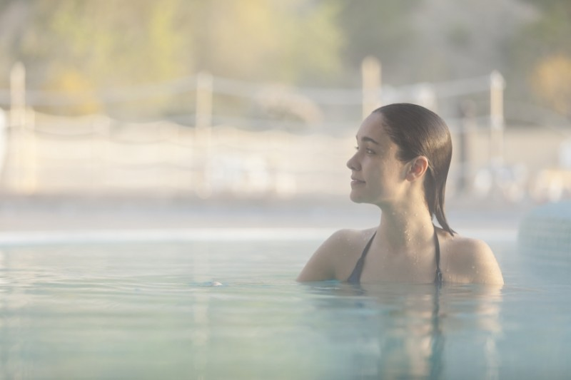 December, Christmas and New Year offers at the Balneario de Archena thermal spa baths and hotel complex