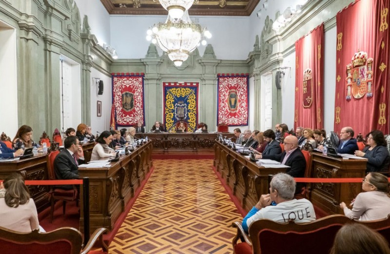 More chaos in Cartagena Town Hall: the 6th suspension of a session of council in 2 years