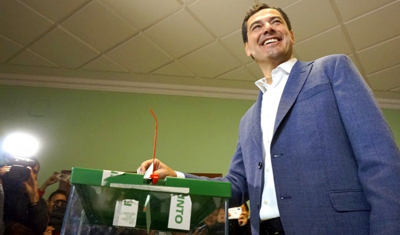 <span style='color:#780948'>ARCHIVED</span> - Spanish socialist party loses control of Andalucía for the first time in the post-Franco era