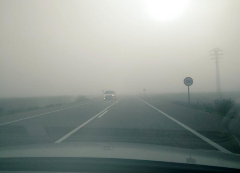 Fog diverts flights away from Murcia-San Javier airport