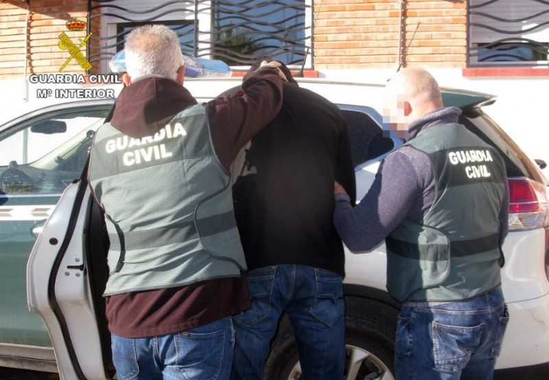 Muggers arrested in Mazarrón