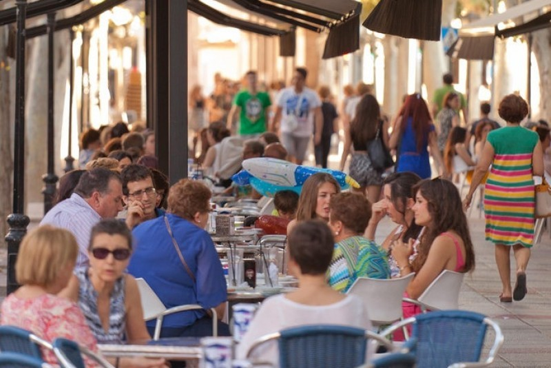 Foreign tourist spending in Murcia in 2018 reaches 1,000 million euros