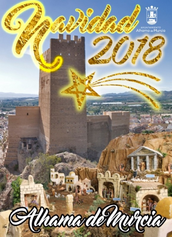 Christmas, New Year and Three Kings in Alhama de Murcia: programme 2018-19