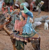 5th January 2019 Cabalgata of the Three Kings in Alhama de Murcia