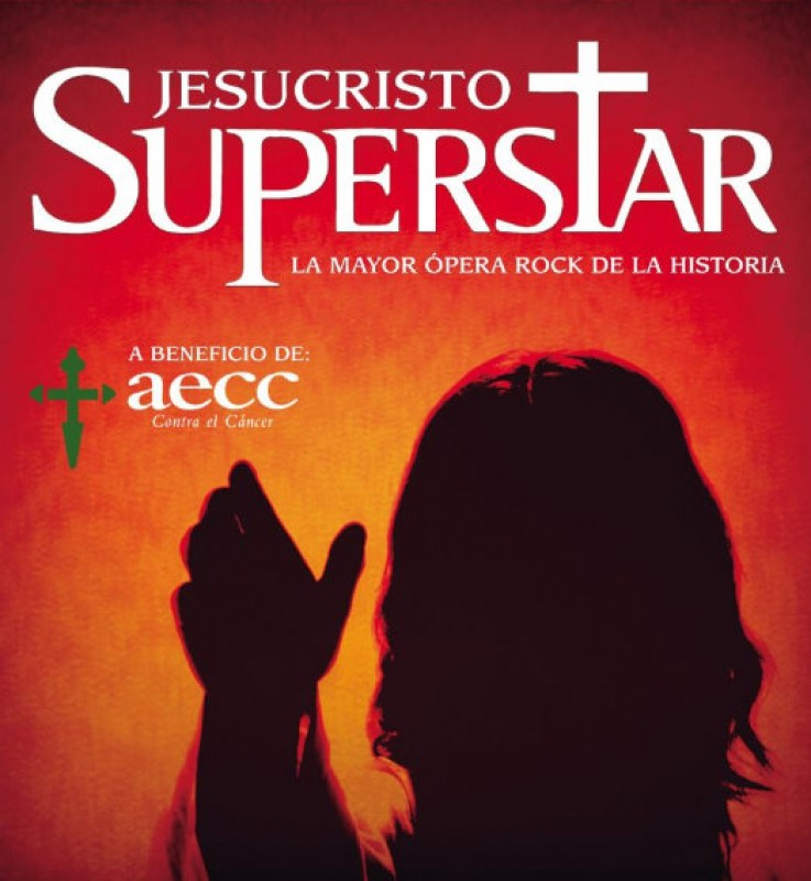 19th and 20th April, Jesus Christ Superstar at the Auditorio Víctor Villegas in Murcia