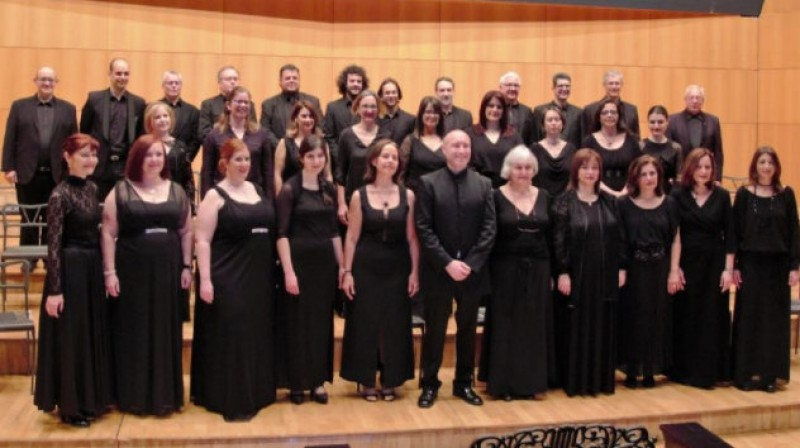 17th May, choral concert at the Auditorio Víctor Villegas in Murcia