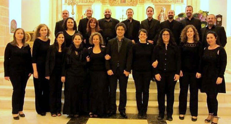 19th May, choral concert at the Auditorio Víctor Villegas in Murcia