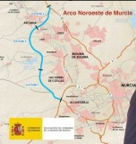 Bids invited for 178-million-euro construction contracts on new Murcia motorway