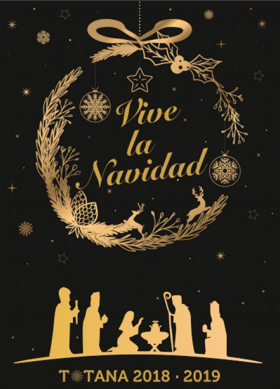 Until 5th January, Christmas, New Year and Three Kings in Totana 2018-19