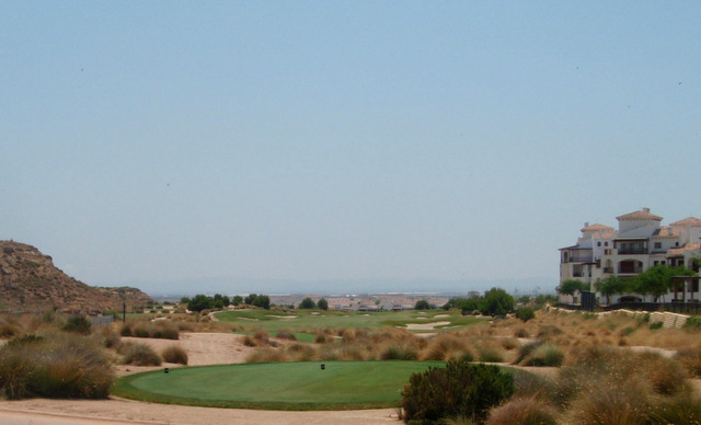 El Valle Golf Course, El Valle Golf Resort