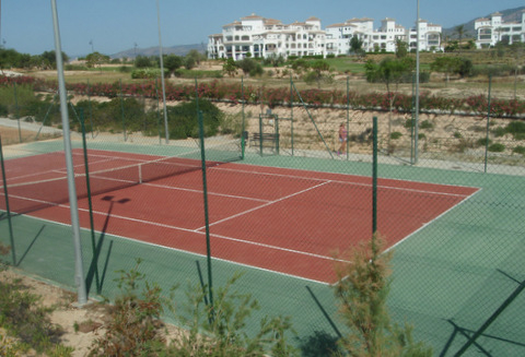 Other sports facilities at Hacienda Riquelme Golf Resort