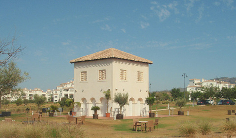 The Casón, Hacienda Riquelme Golf Resort