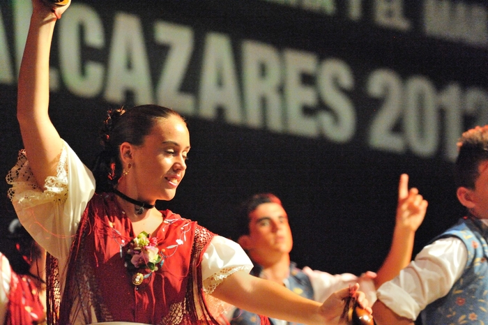 <span style='color:#780948'>ARCHIVED</span> - 16th August, Inaugural folk dancing gala, Los Alcazares