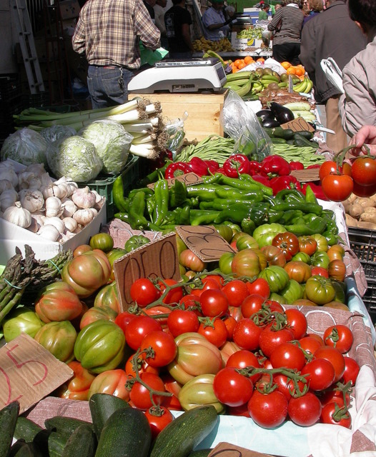 Weekly markets, Torre Pacheco municipality