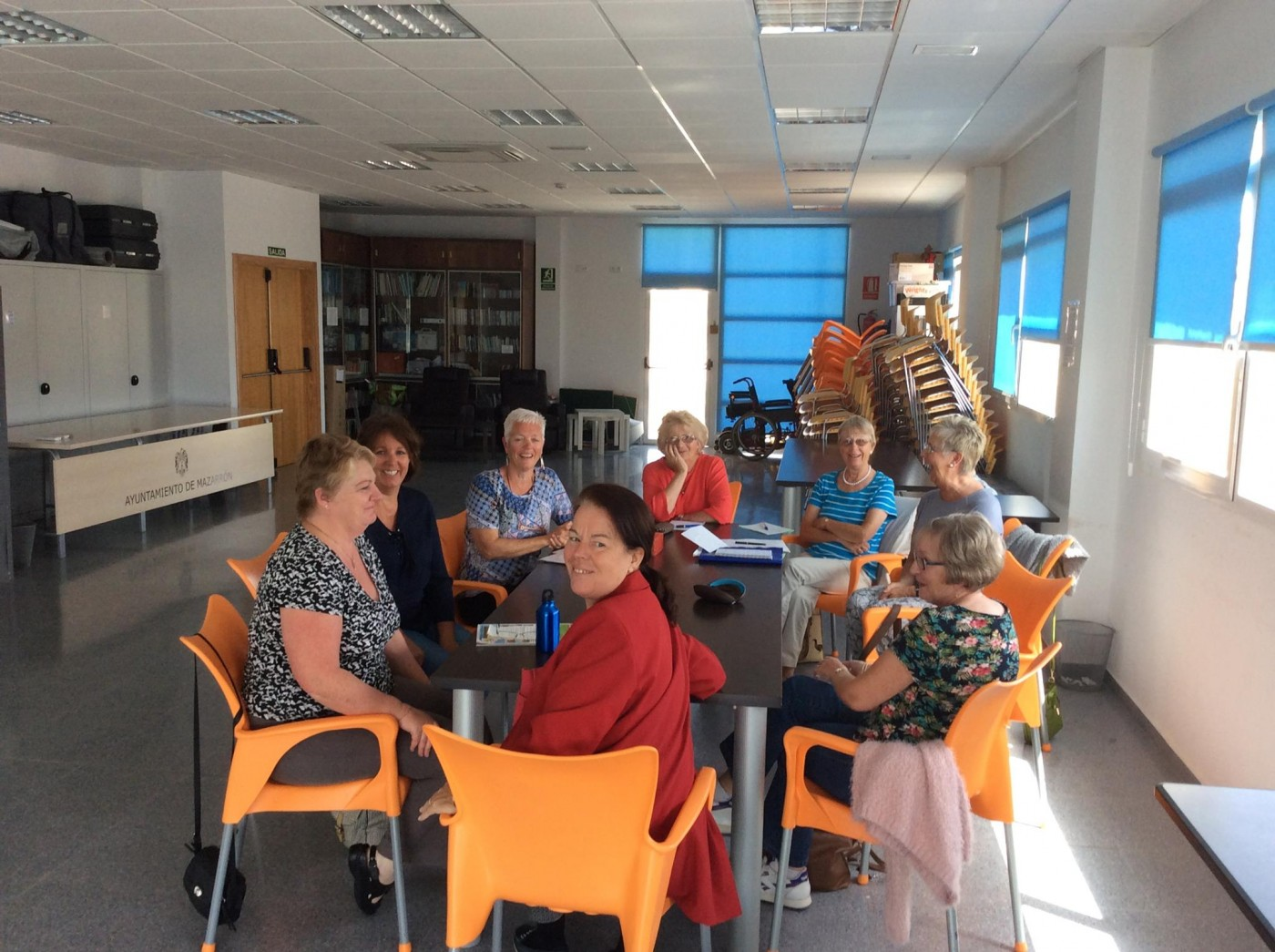 Camposol Reading Group