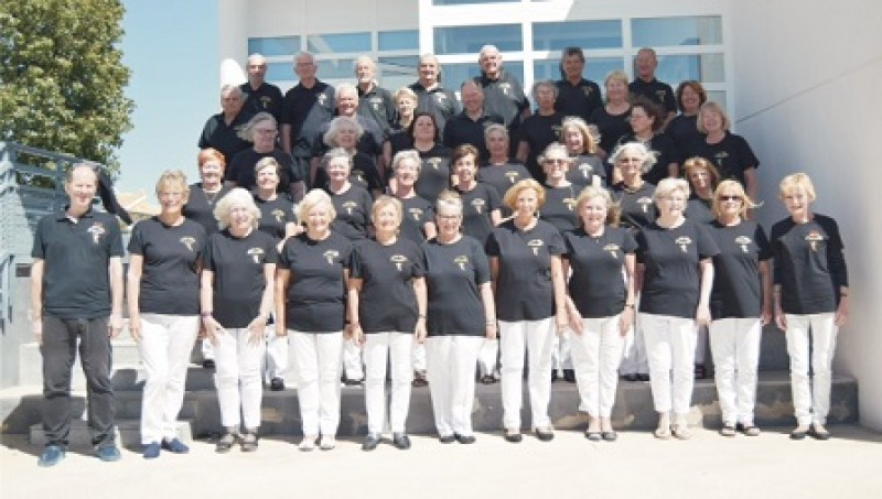 The Harlequin Rock Choir, Camposol Urbanisation