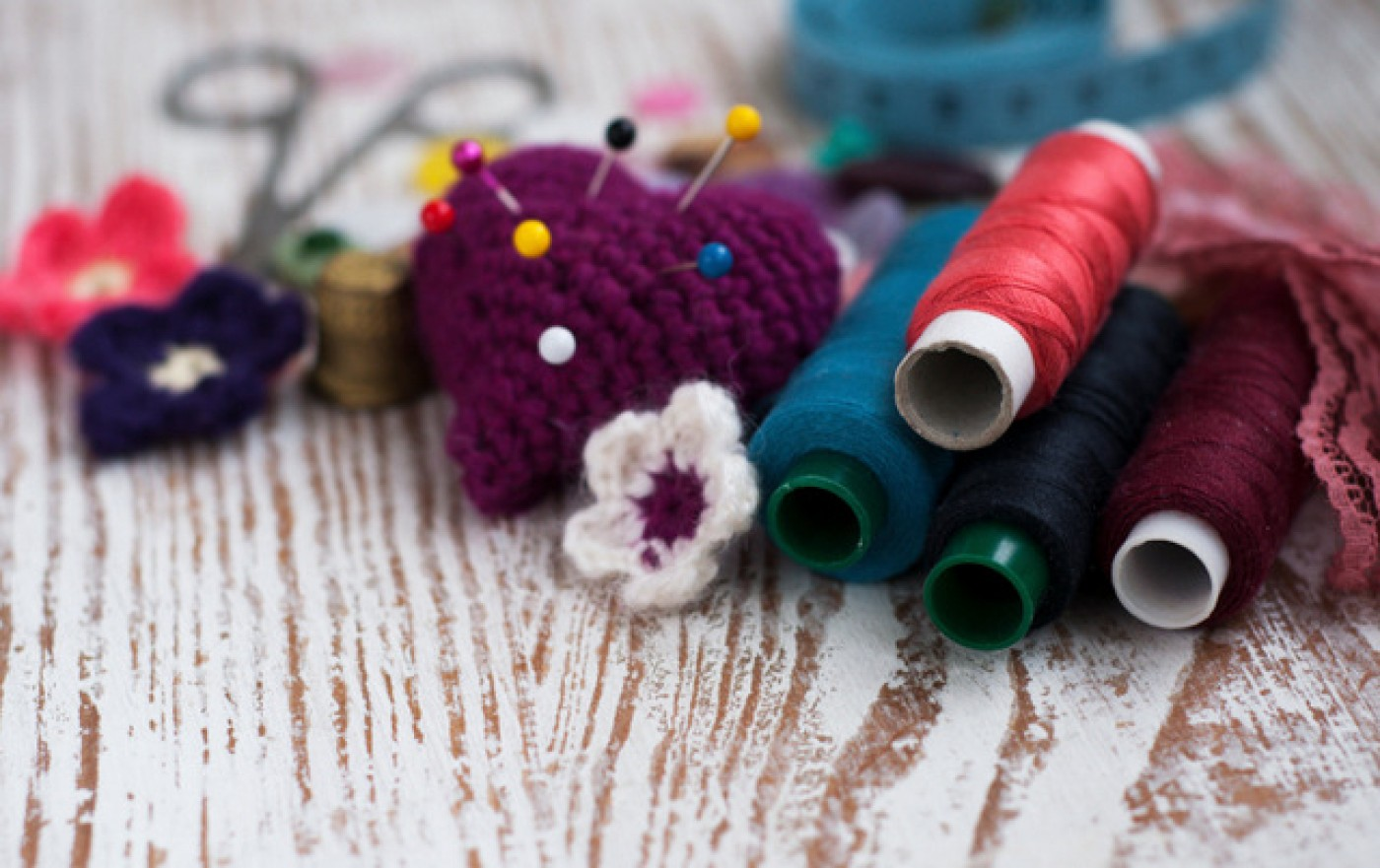 Sew and Sew craft group on the Camposol Urbanisation