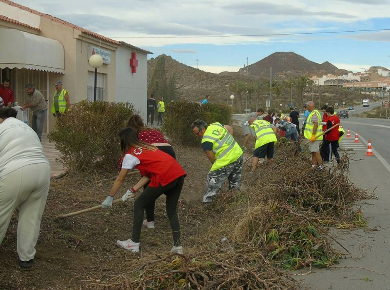 Camposol D Community and Gardening Group