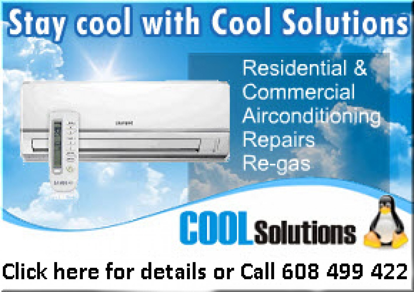 Cool Solutions Air Conditioning installation, repair and re-gassing throughout the Murcia Region