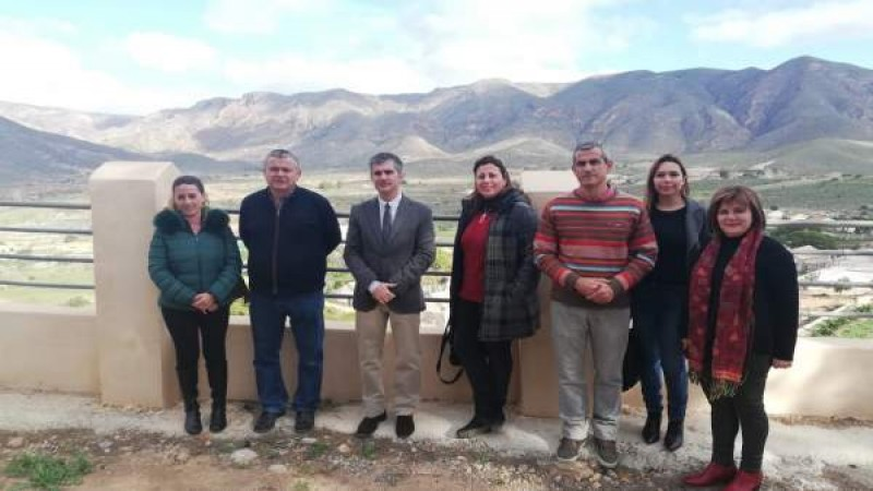 Castillitos military barracks near La Azohía to become eco-tourism centre