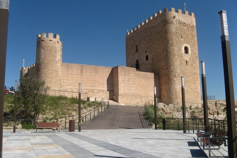 12th January free guided tour of Jumilla castle