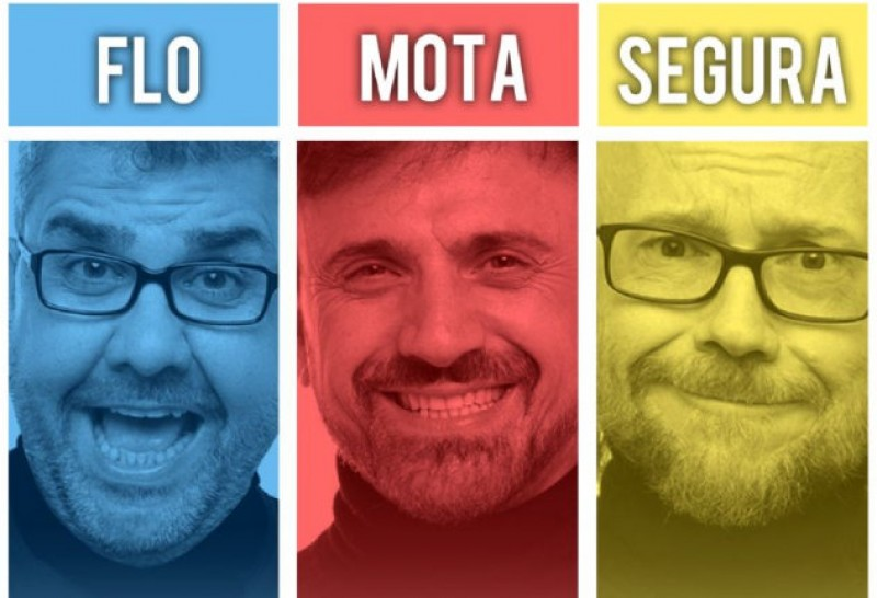 13th April, Spanish stand-up comedy at the Auditorio Víctor Villegas in Murcia