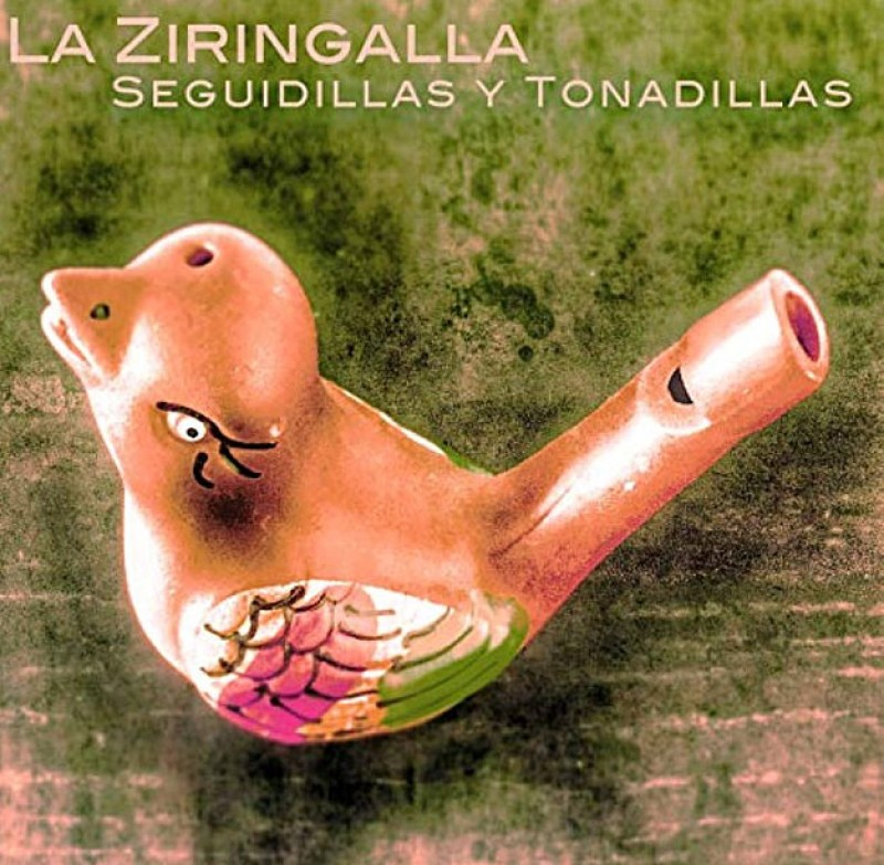 2nd March, La Ziringalla perform traditional folk music at the Auditorio Víctor Villegas in Murcia