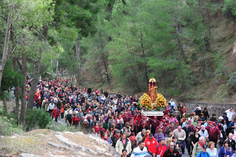7th January Romería of Santa Eulalia in Totana