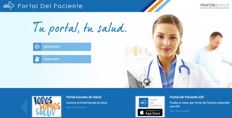 How to make an appointment with your Murcia health service doctor online