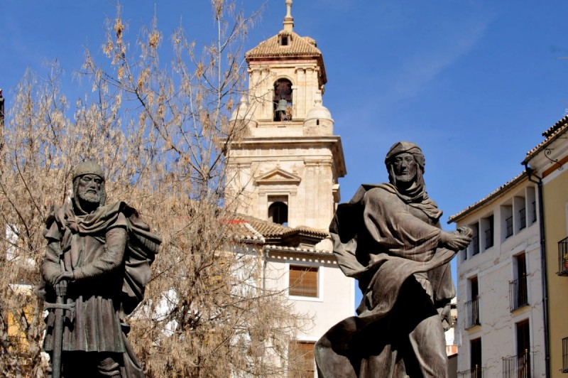 <span style='color:#780948'>ARCHIVED</span> - 17th February 2019 FREE guided tour of historical Caravaca de la Cruz