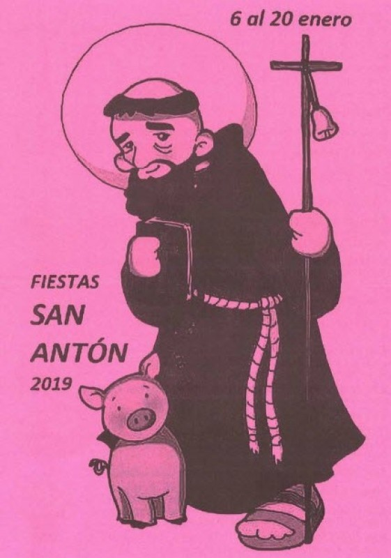 <span style='color:#780948'>ARCHIVED</span> - 12th to 17th January Principal acts in the Fiestas of San Antón in Cartagena