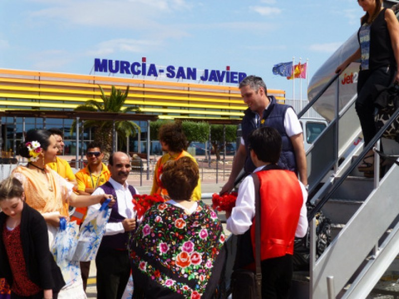<span style='color:#780948'>ARCHIVED</span> - Farewell to Murcia-San Javier airport