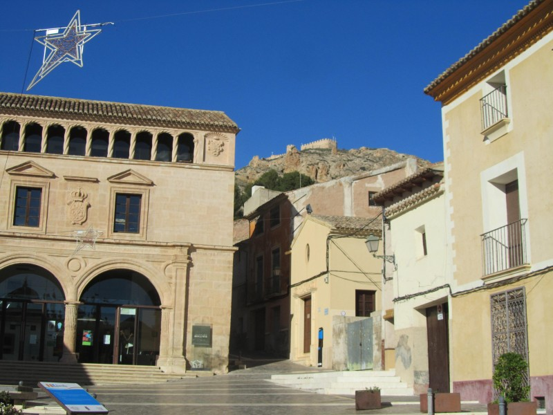 20th January FREE guided historical tour of Jumilla