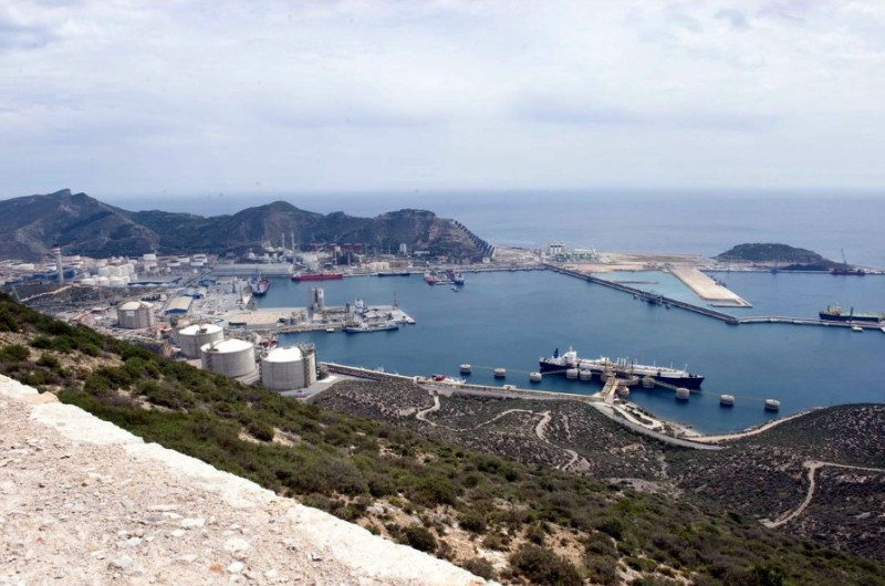 <span style='color:#780948'>ARCHIVED</span> - Spanish budget considers alternative to the macro-port project of El Gorguel in Cartagena