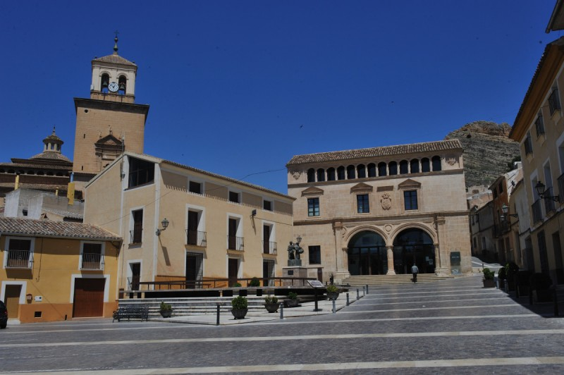 26th January FREE ENGLISH language guided tour of Jumilla old town and Archaeological Museum