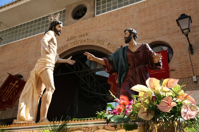 <span style='color:#780948'>ARCHIVED</span> - 31st March Guided tour to learn about Semana Santa in Jumilla