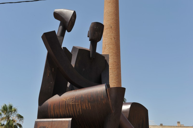 <span style='color:#780948'>ARCHIVED</span> - 2nd March: Sculptural tour of Molina de Segura