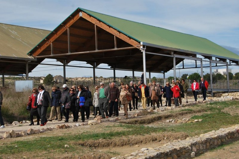 Sundays in March: Guided tours of Villaricos Roman Villa site in Mula