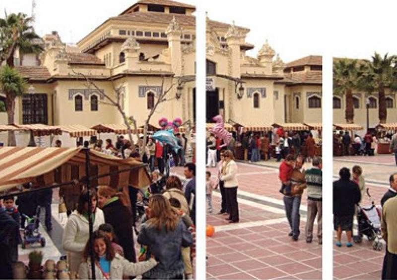 3rd March artisan market in Cieza