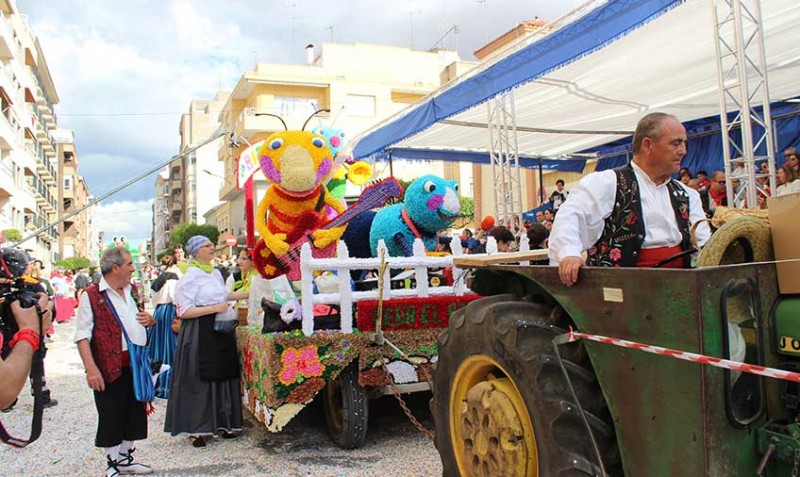 27th April to 20th May 2019 Fiestas of San Isidro in Yecla