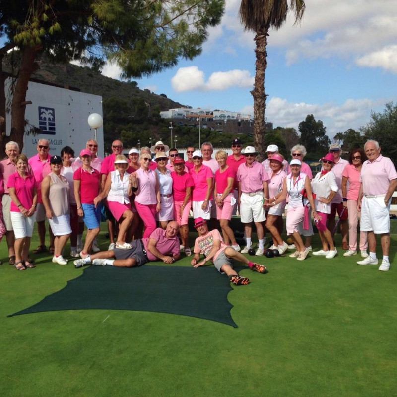 La Manga Bowls Club looking for new members