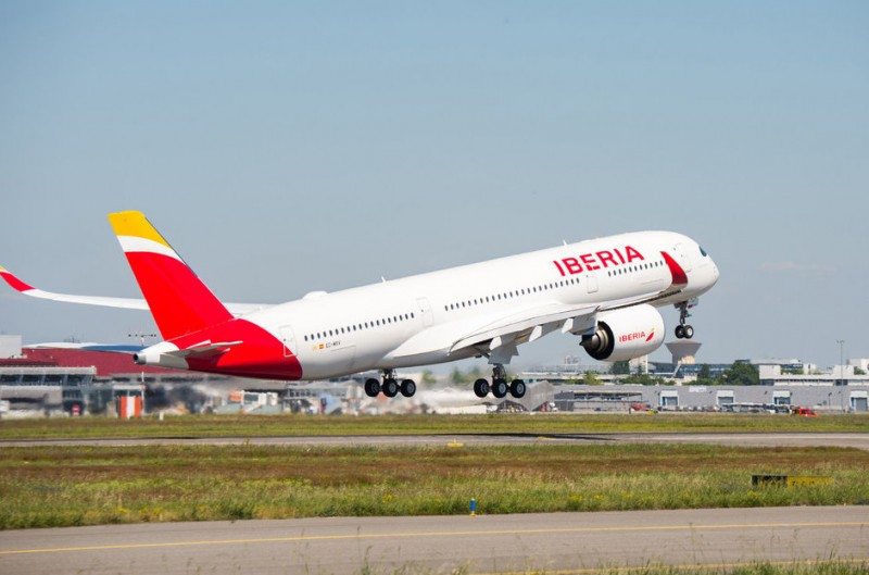 <span style='color:#780948'>ARCHIVED</span> - Iberia to study Madrid flight viability at Corvera airport