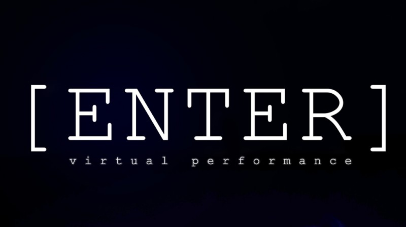 28th February, ENTER, virtual performance art at the Centro Párraga in Murcia