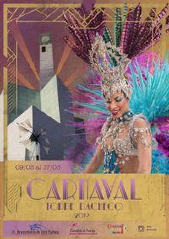 <span style='color:#780948'>ARCHIVED</span> - 16th and 17th March Carnival in Torre Pacheco