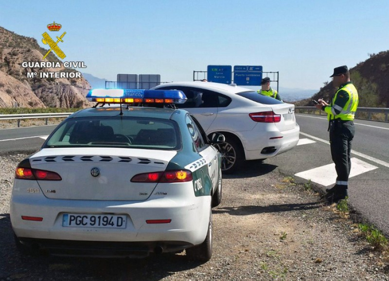 <span style='color:#780948'>ARCHIVED</span> - Can the Guardia Civil fine you for driving with your coat on?